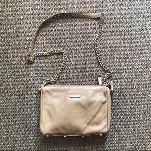 Rebecca Minkoff 5 zip crossbody bag